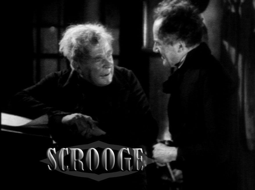 Scrooge (1935) - A Christmas Classic!