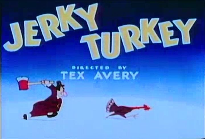 Jerky Turkey, Cartoon (1945), MPEG4