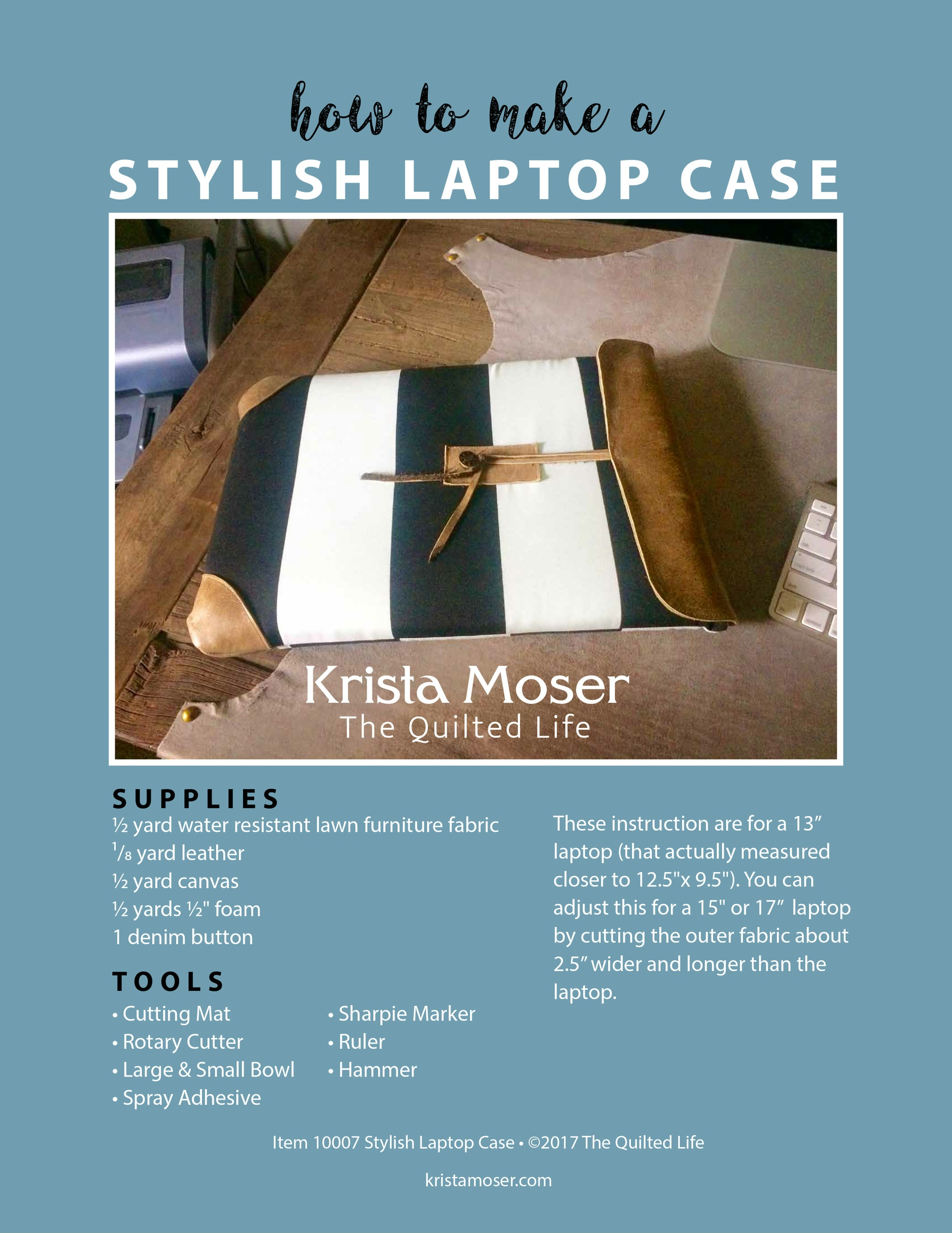 Stylish Laptop Bag