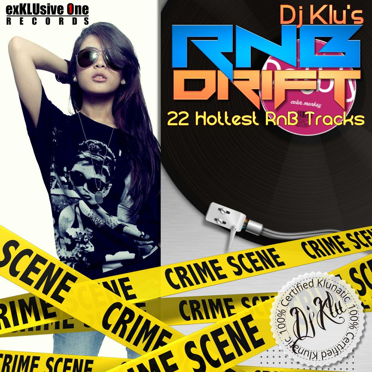 Dj Klu's RNB Drift 2K14