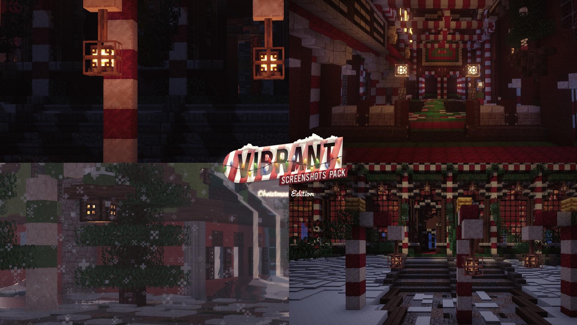 VIBRANT Screenshots Pack CHRISTMAS EDITION [100 screenshots]