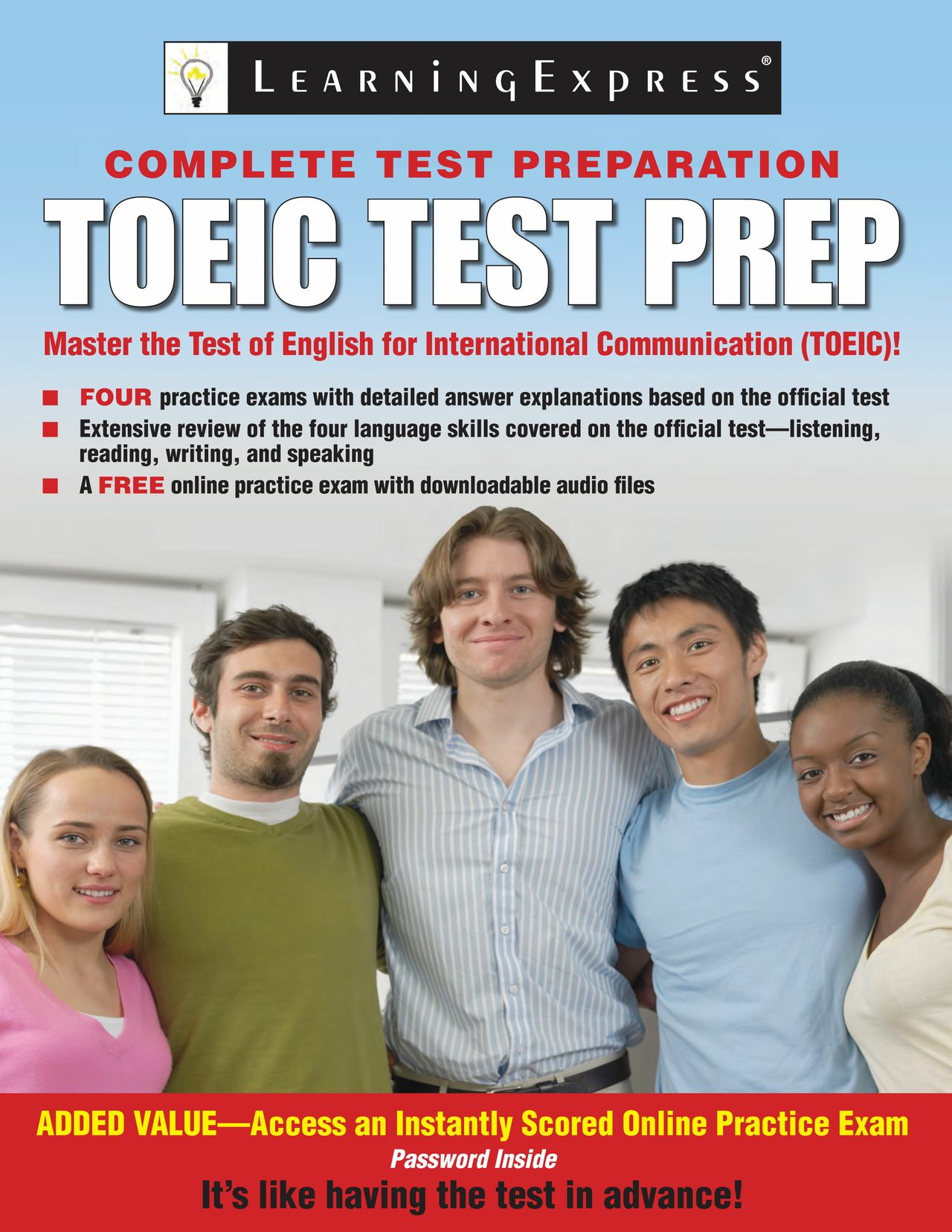 TOEIC Test Preparation Guide