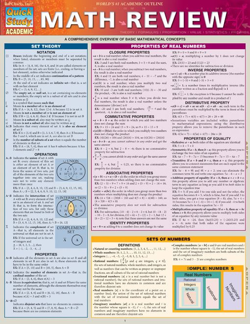 GED Math Test Guide - 2019 GED Study Guide ...