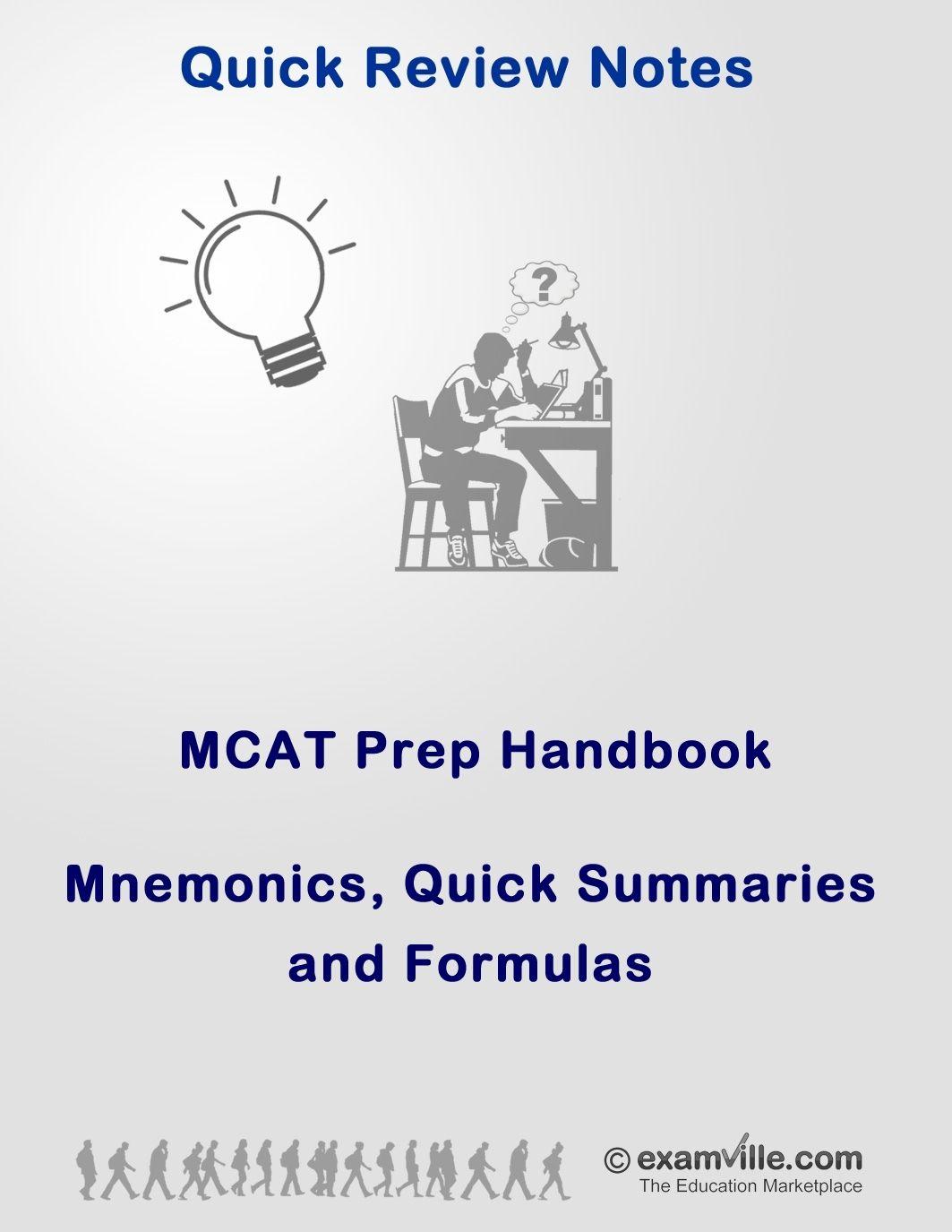 MCAT Handy Prep Handbook