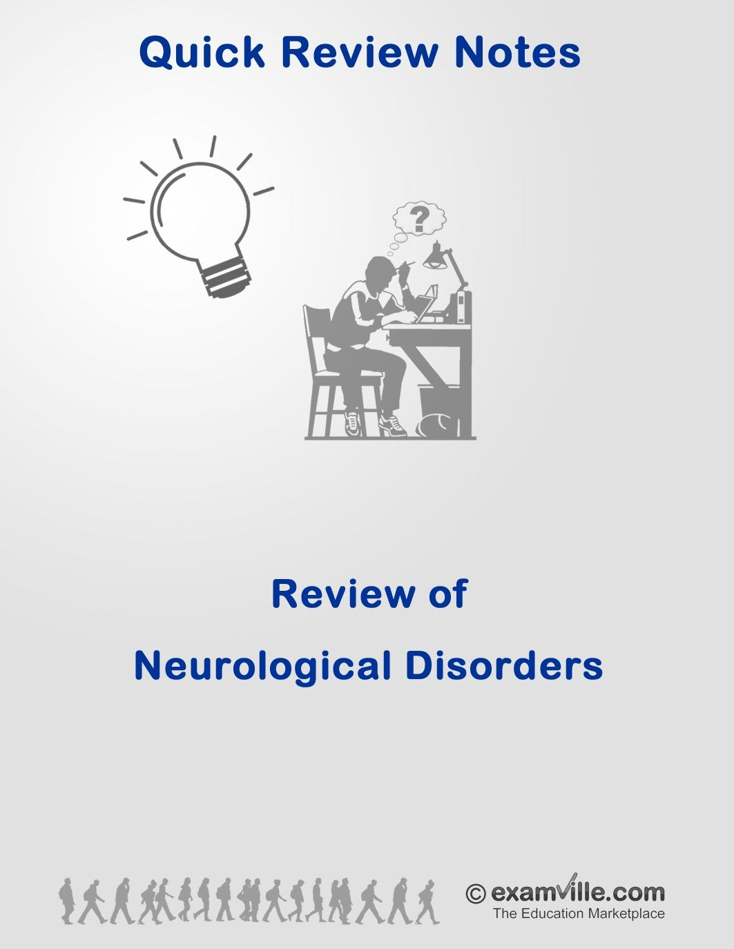 Quick Review of Neurological Disorders in Humans