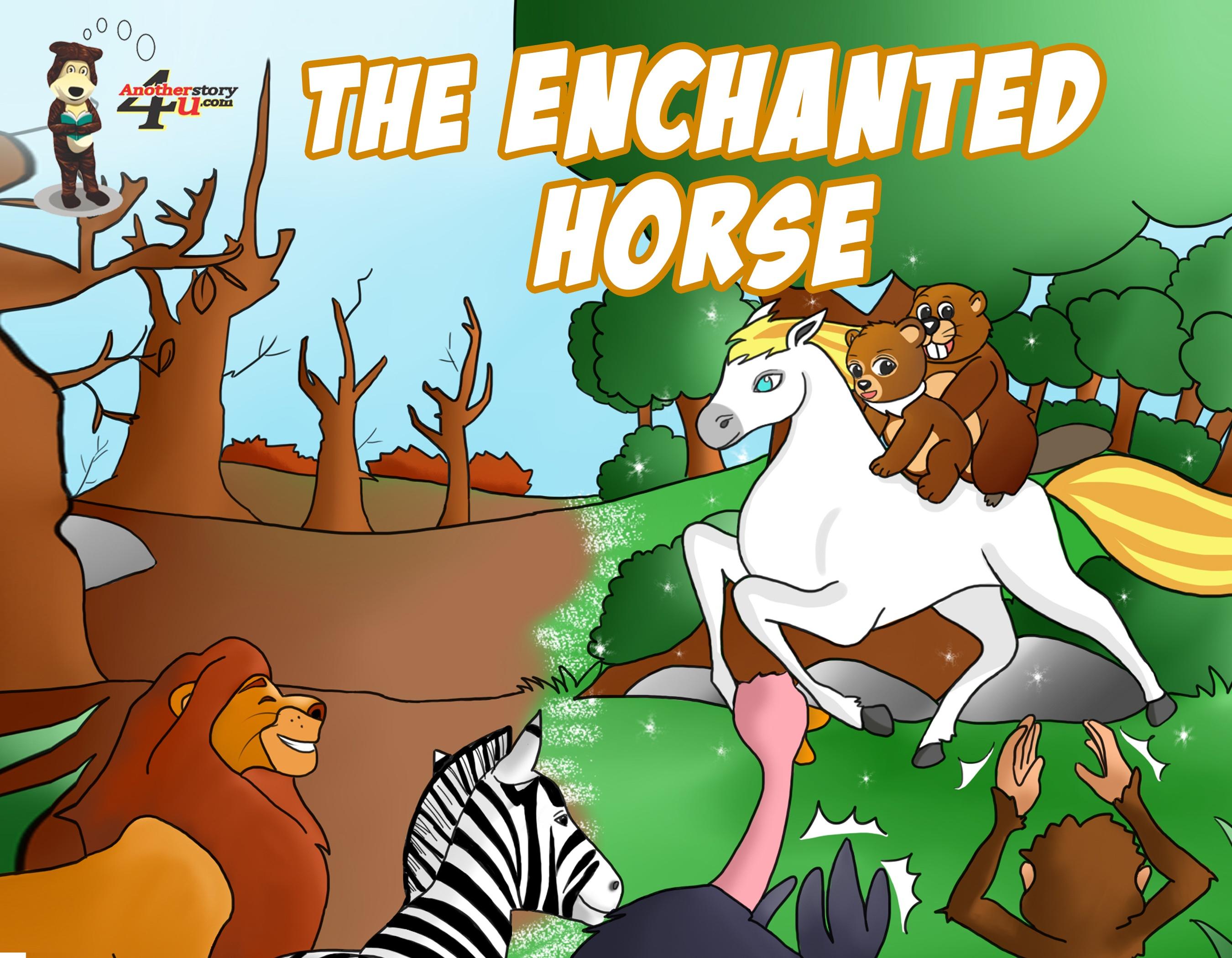 The Enchanted Horse E-Book