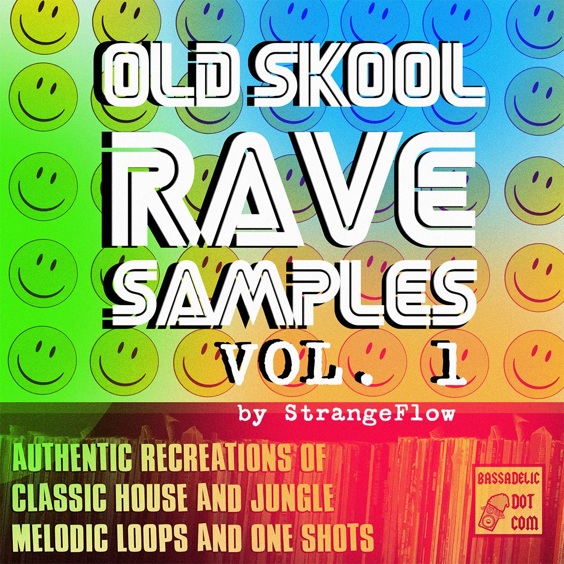 Old Skool Rave Samples (VOL 1)