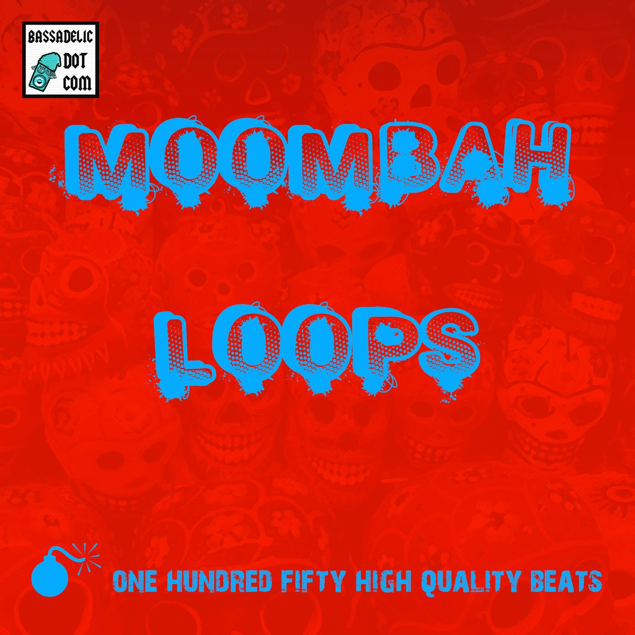 Moombah Loops (150  Beats)
