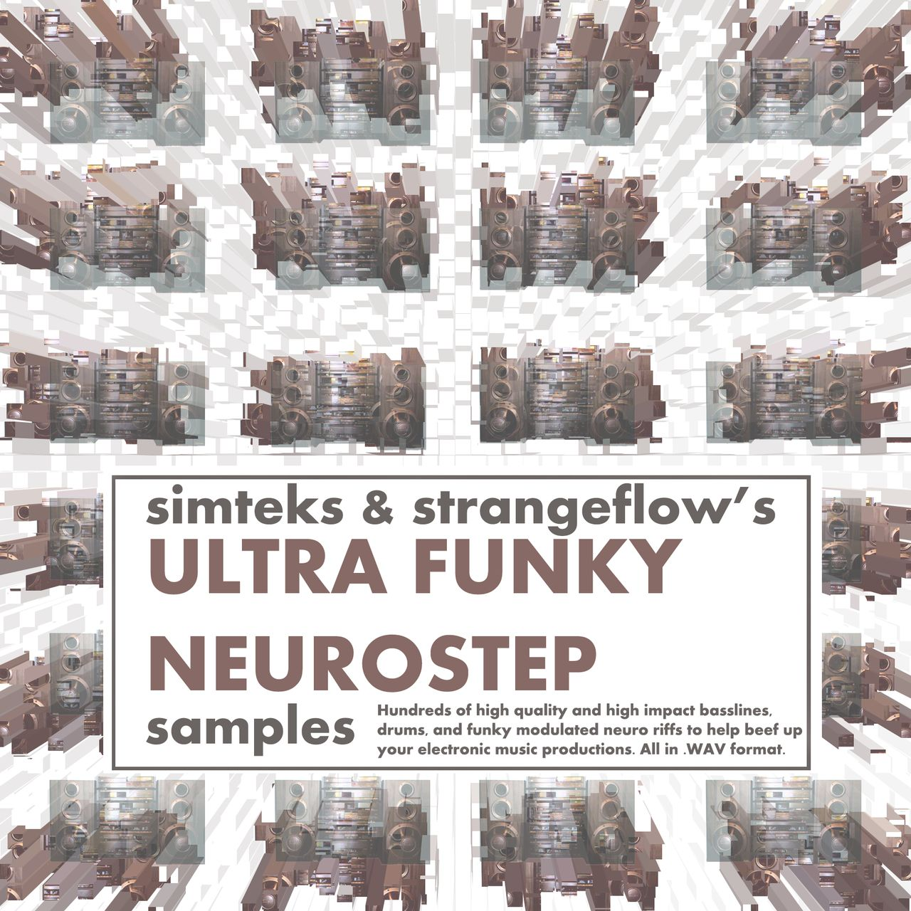 Simteks and StrangeFlow's Ultra Funky Neurostep