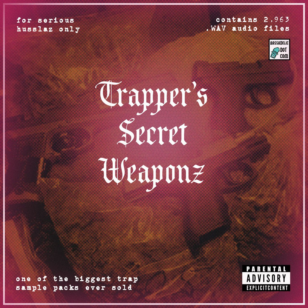 Trapper's Secret Weaponz (2900+ Samples) (50% off discount! )