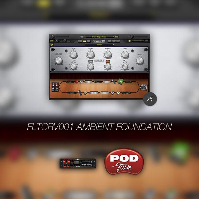 FLTCRV001 - AMBIENT FOUNDATION