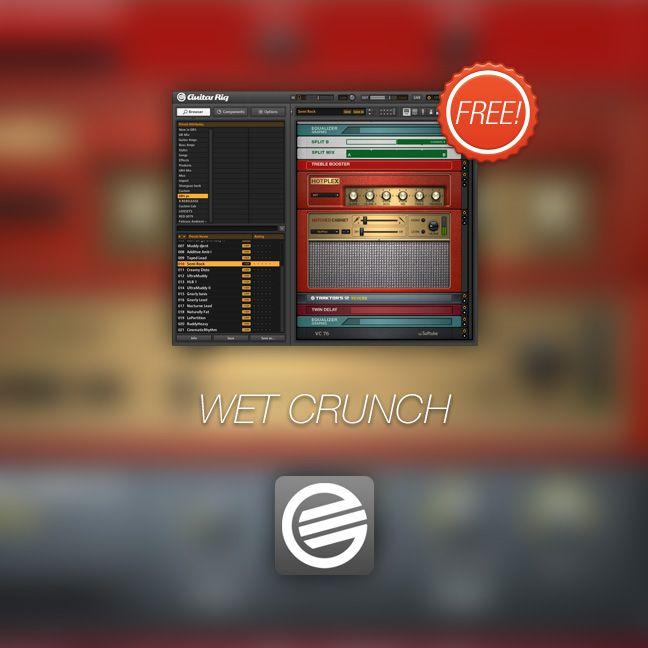 FREE! - Wet Crunch