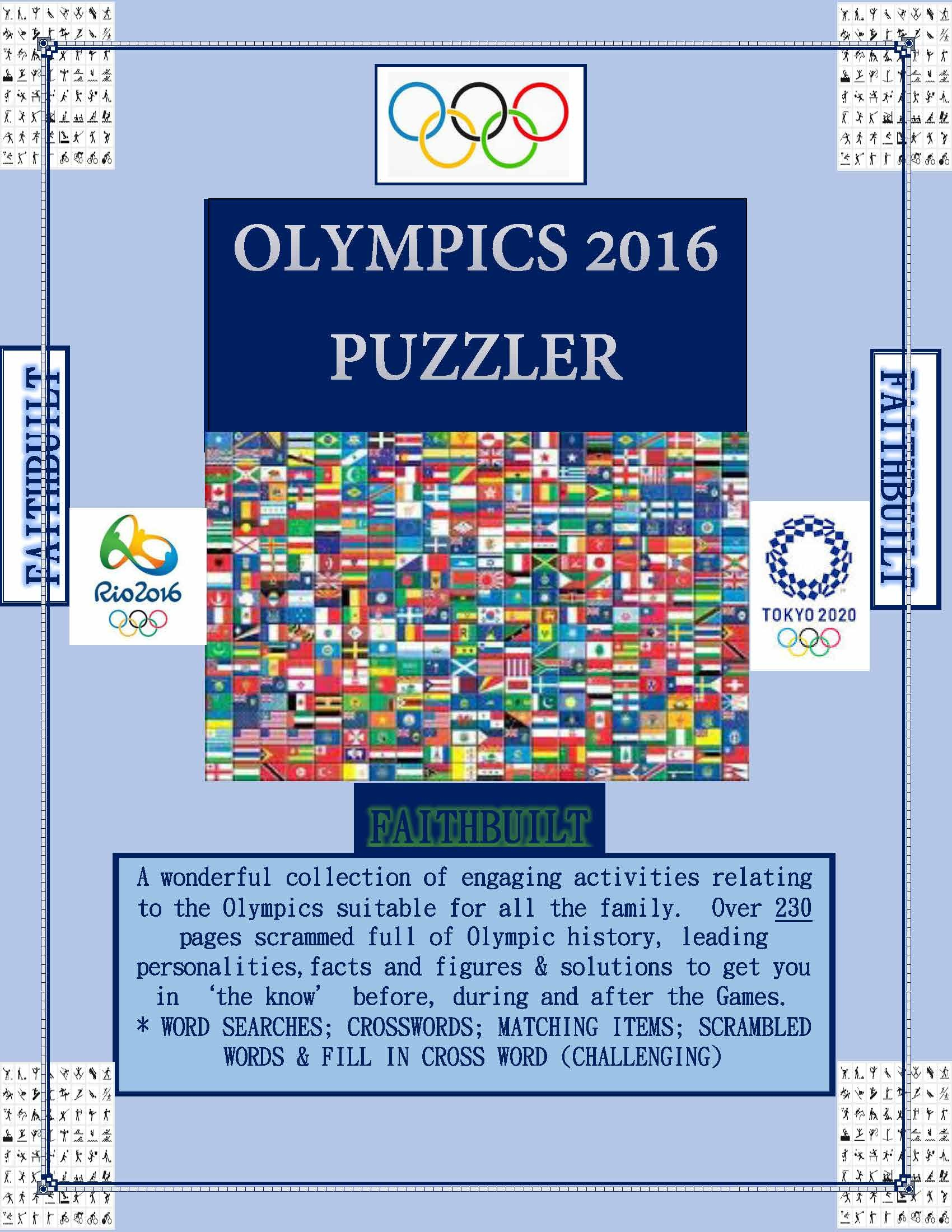 OLYMPICS PUZZLER 2016