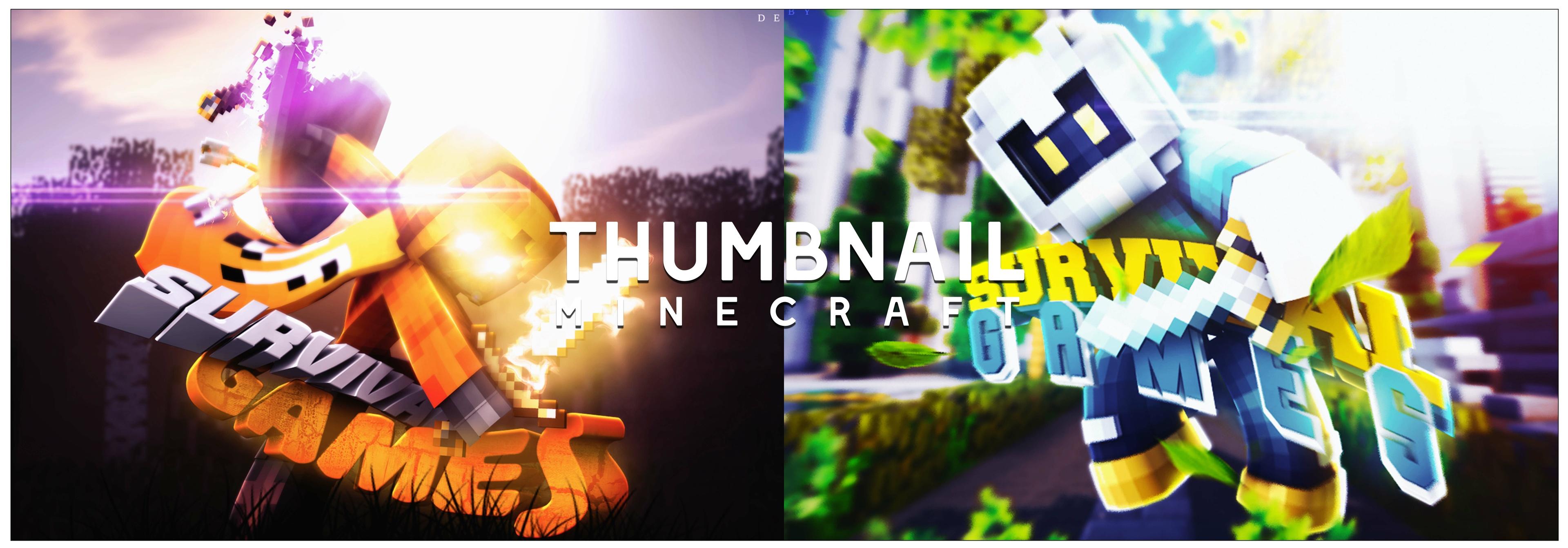 Minecraft - Thumbnail