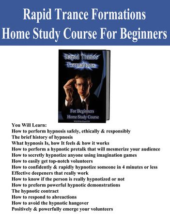 RTF Beginner Hypnosis Manual