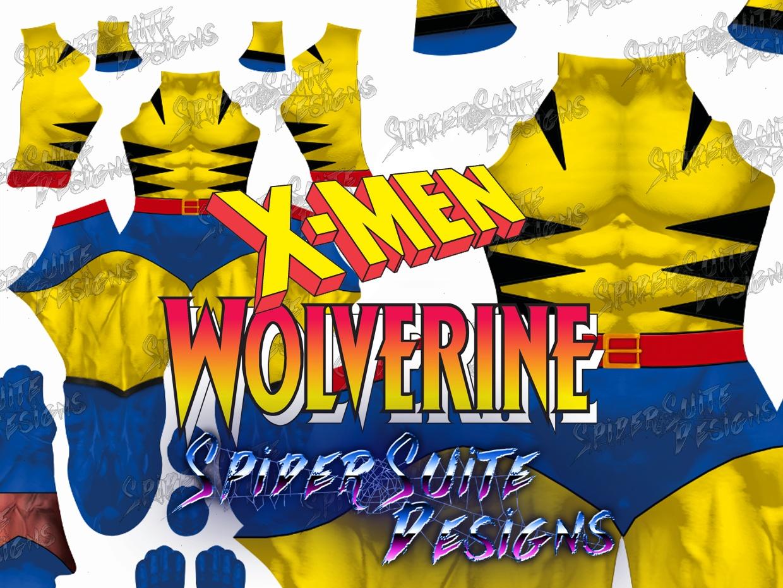 Original Wolverine 2017 Pattern