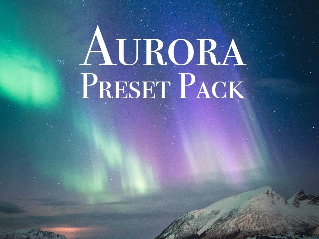 Aurora Preset Pack