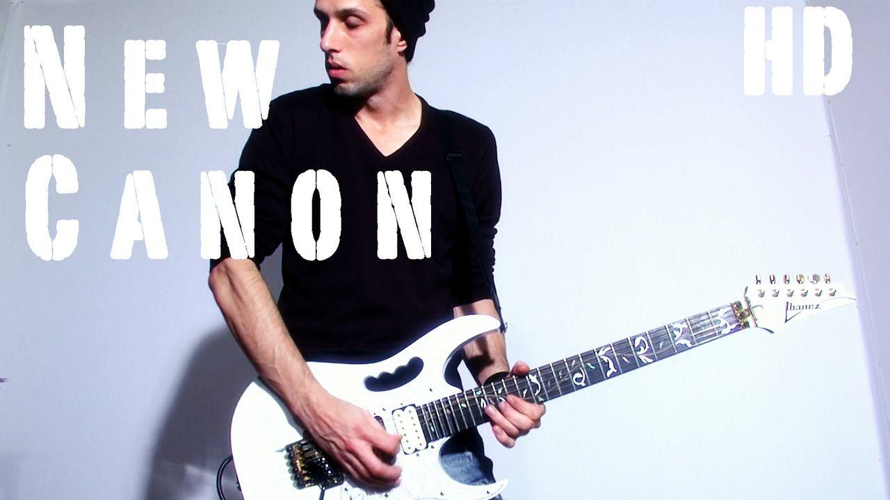 Canon Rock - Final Round - Mariano Franco