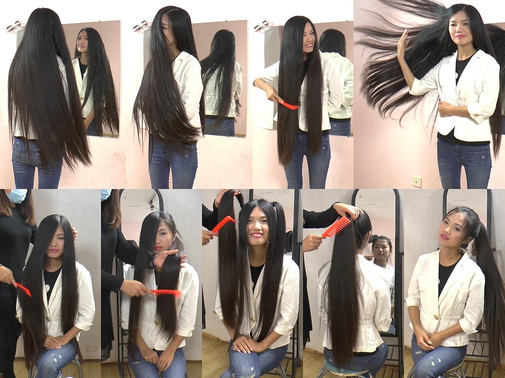 Miss Lu Hair Play