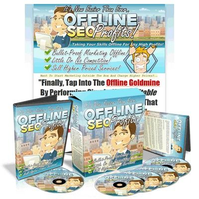 Offline SEO Profits with Resell Rights