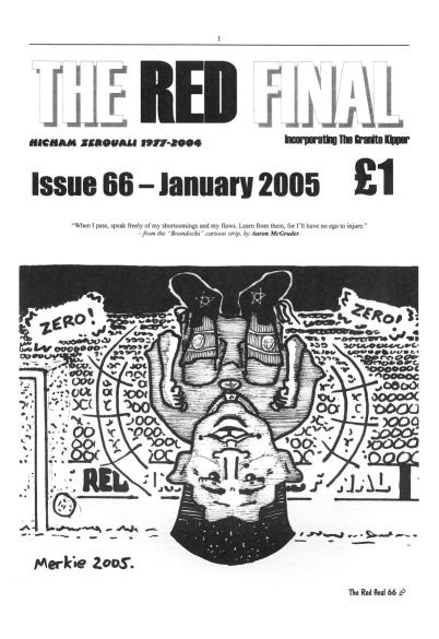 The Red Final, Issue 66