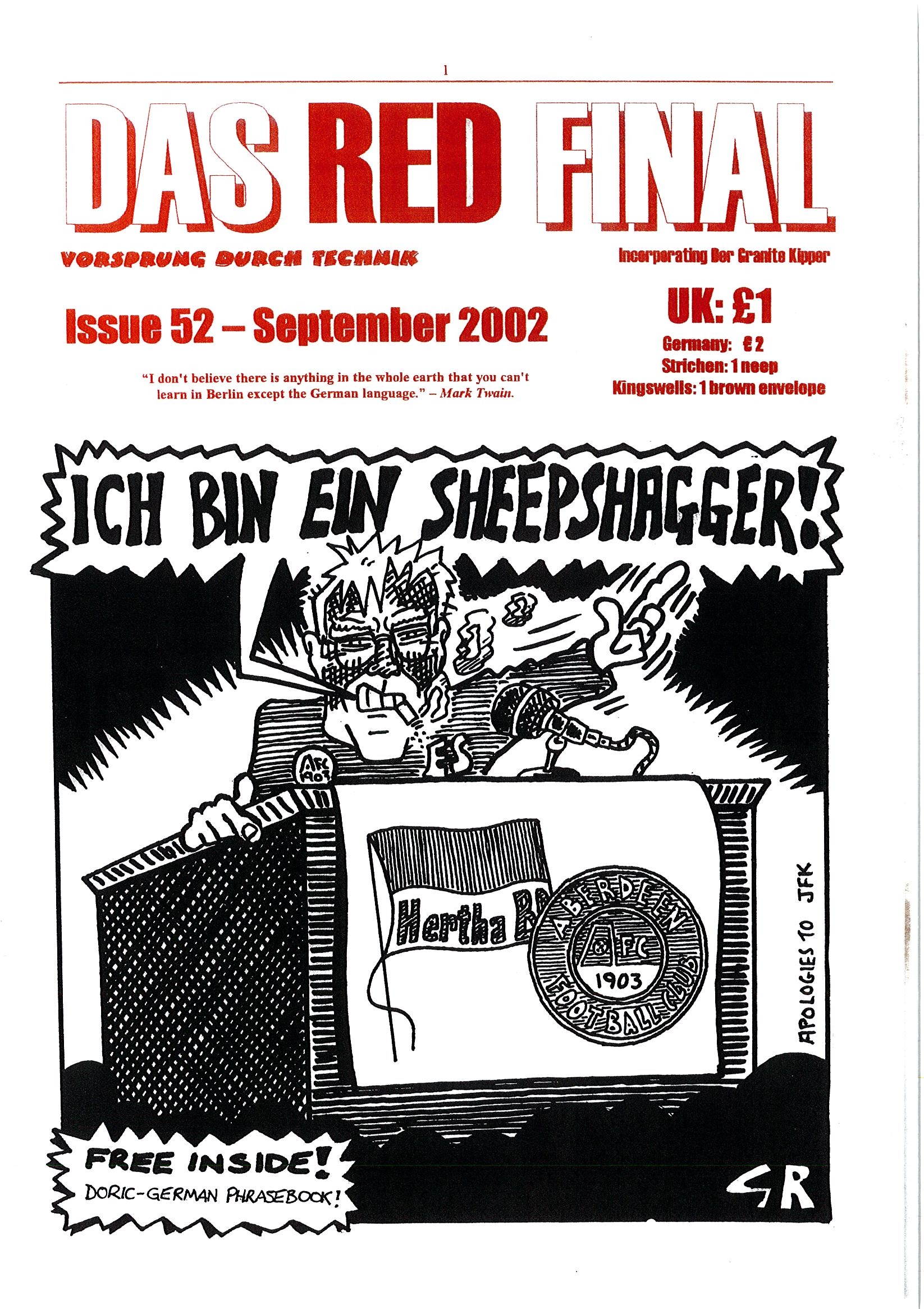 The Red Final, Issue 49