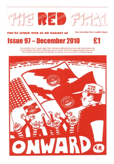 The Red Final, Issue 97