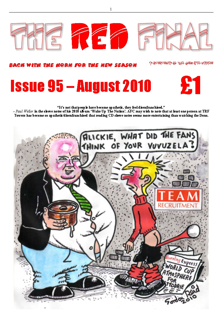 The Red Final, Issue 95