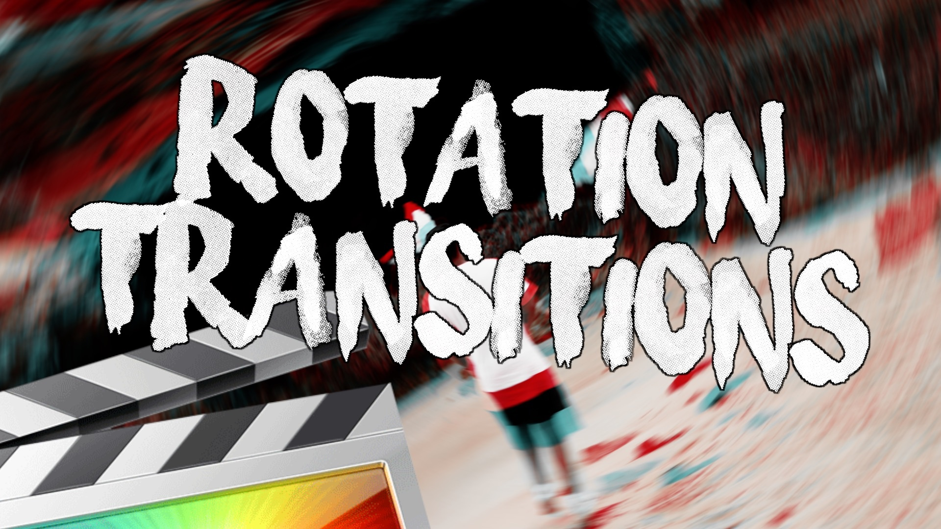 Rotations Transitions Pack - Final Cut Pro X