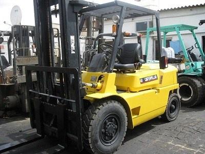 Caterpillar DP40, DPL40, DP45, DP50 Forklift Workshop Repair Service Manual PDF