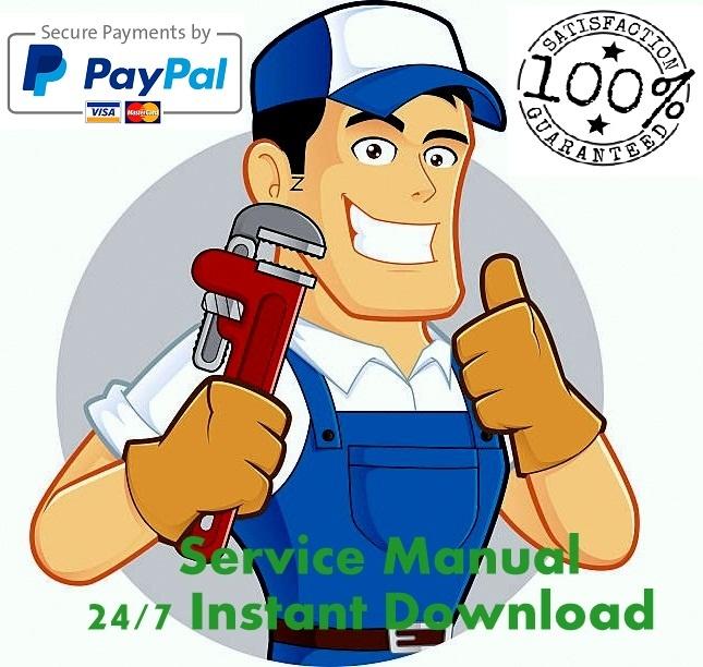 JOHN DEERE 500 SERIES B BACKHOE LOADER SERVICE TECHNICAL MANUAL TM1024