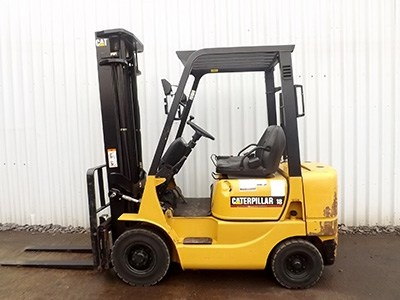 Caterpillar DP15K, DP18K FC Forklift Workshop Repair Service Manual PDF