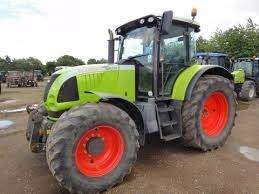 Claas Renault Ares 547 557 567 577 617 657 697 Tractor Complete Service Manual Pdf download