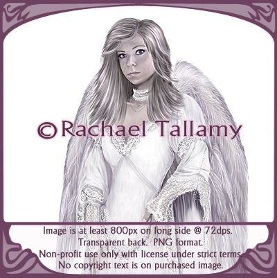 Angel-Non-profit only with licensed use from rtallamy.com.  Copyright-Rachael Tallamy
