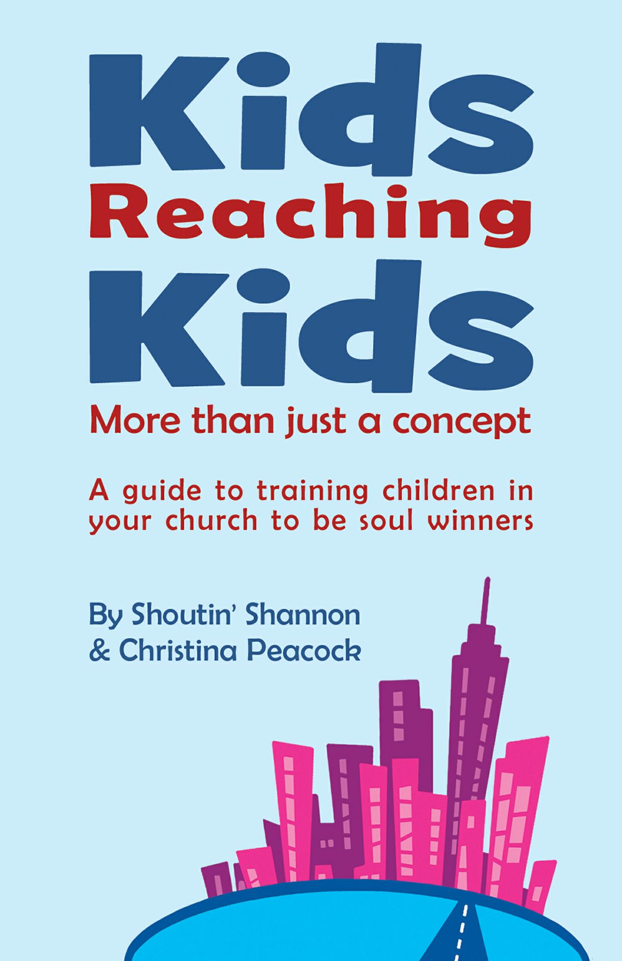 Kids Reaching Kids: More Than Just a Concept for