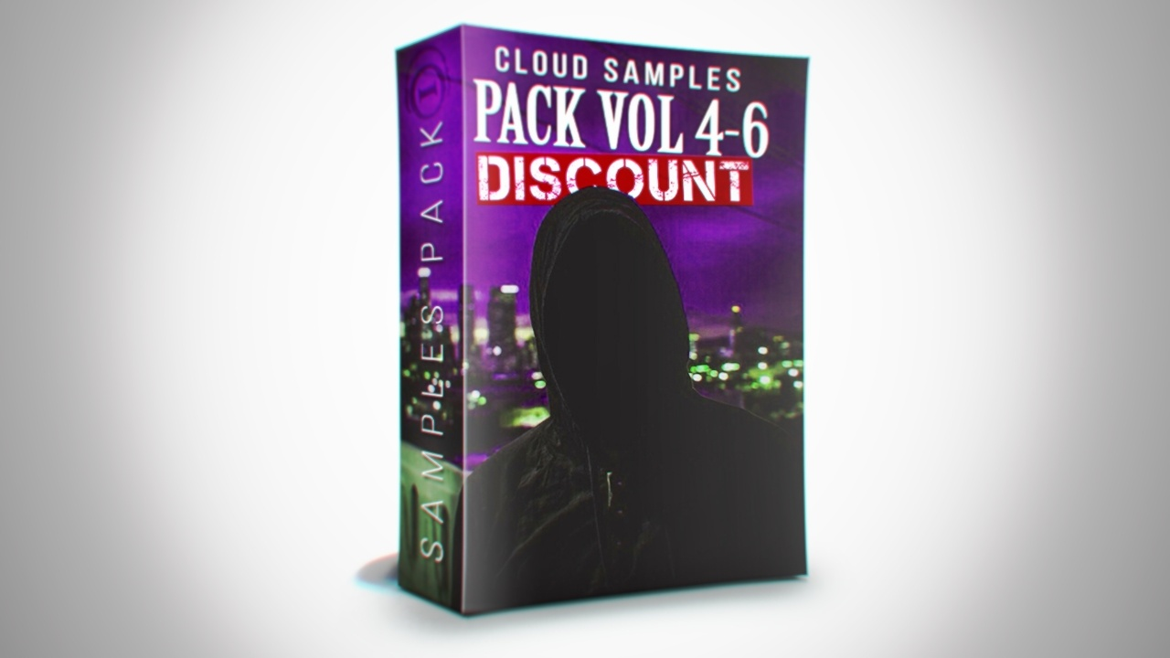 Discount Cloud Samples Pack Vol.4-6