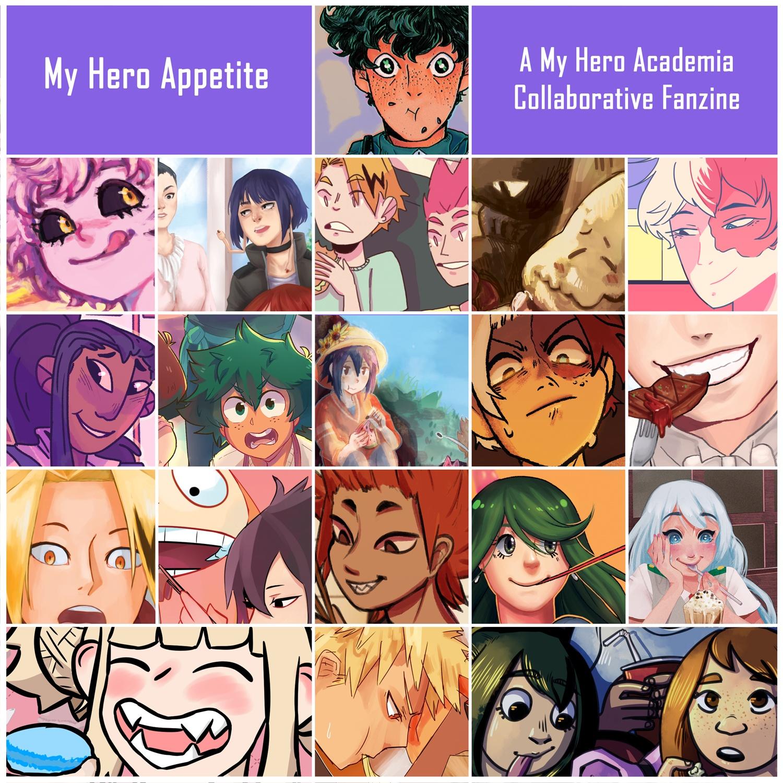 My Hero Appetite PDF