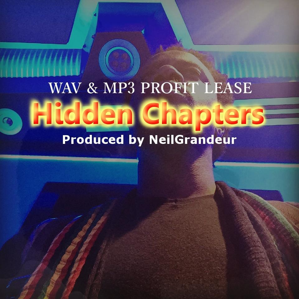 Hidden Chapters  [Produced by NeilGrandeur] - Wav Standard Lease