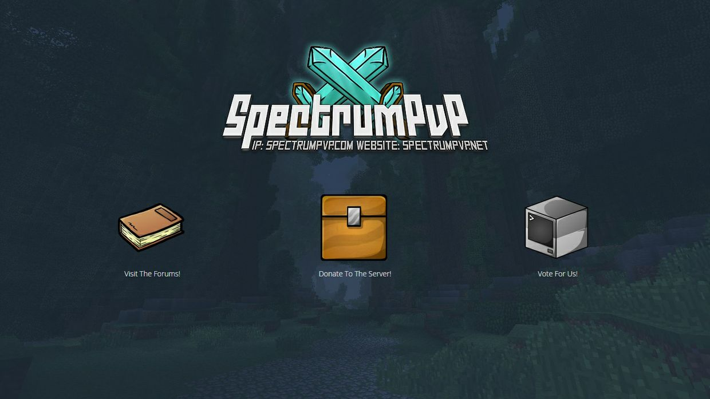 how to create a minecraft server website