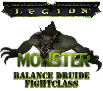 Free Druiden Balance Fightclass