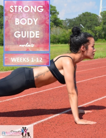 Strong Body Guide: 12 Week Home Workout Program