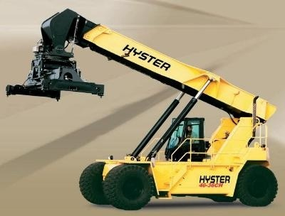 Hyster A222 Series: RS45-27IH, RS45-30CH, RS46-30IH, RS46-33CH, RS46-33IH, RS46-36CH Parts List
