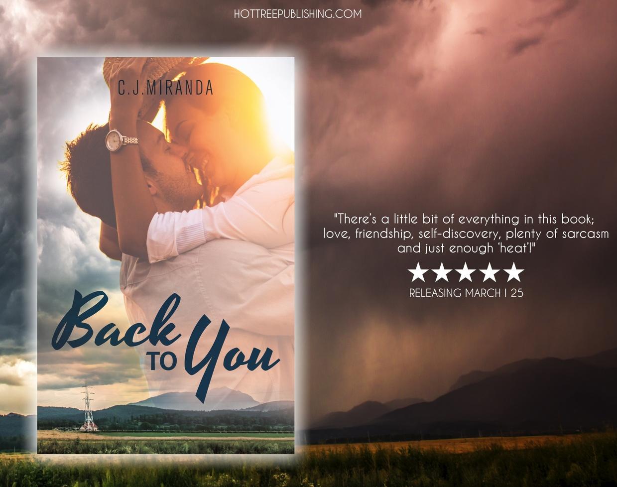 Epub Back to You by CJ Miranda