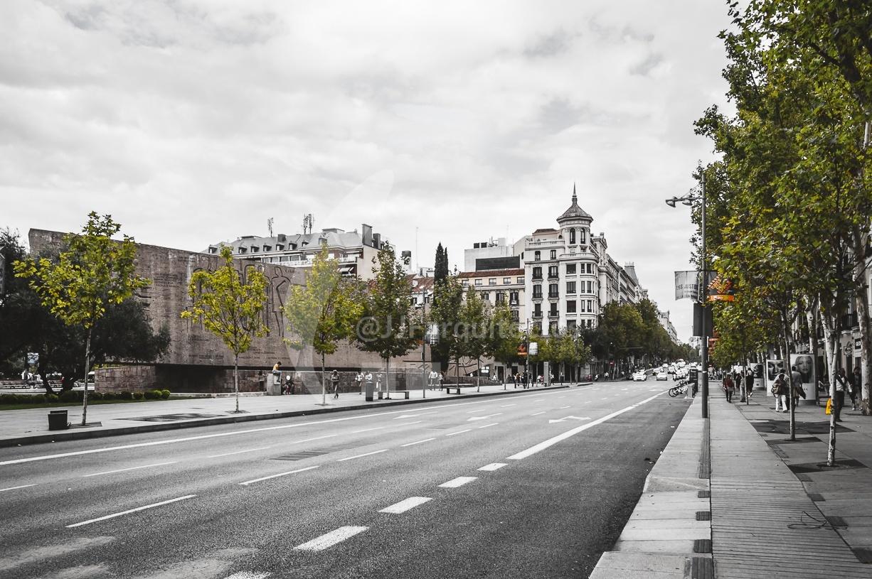 Madrid street