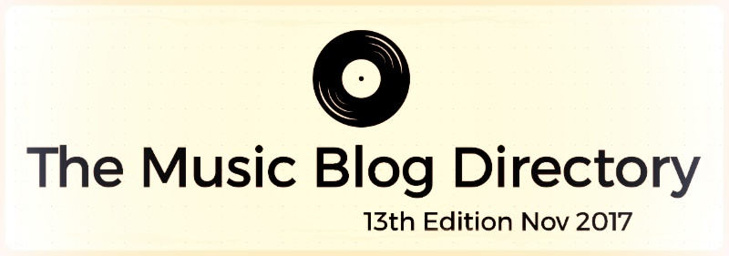The Music Blog Directory EXCEL Revised 13.1th Edition December 2017