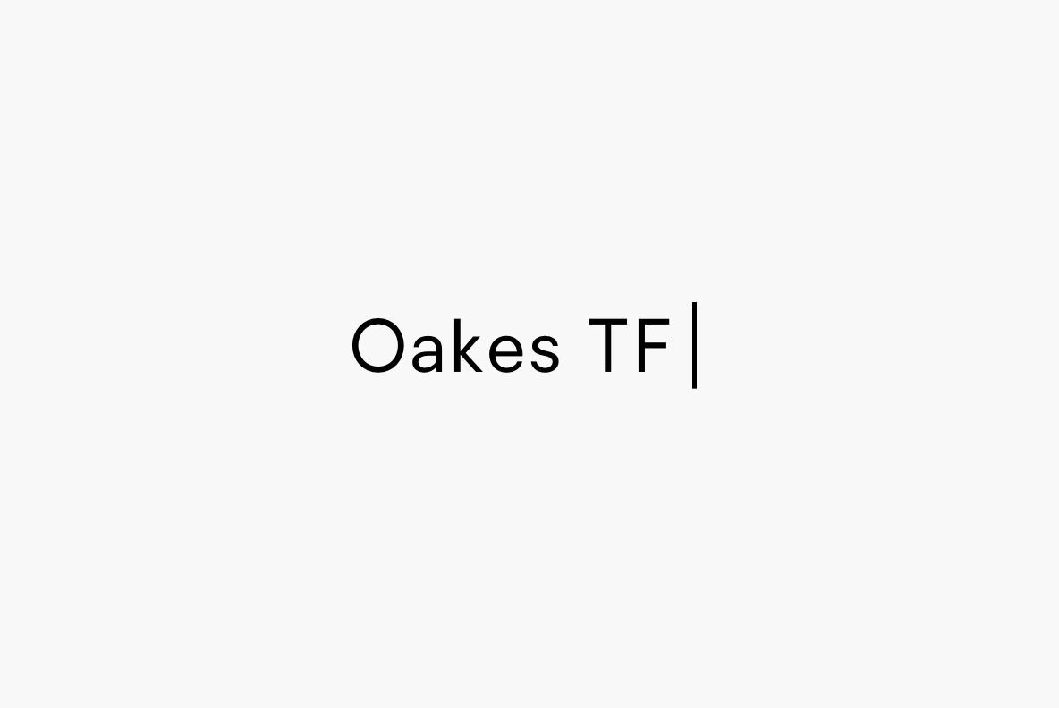 Oakes TF
