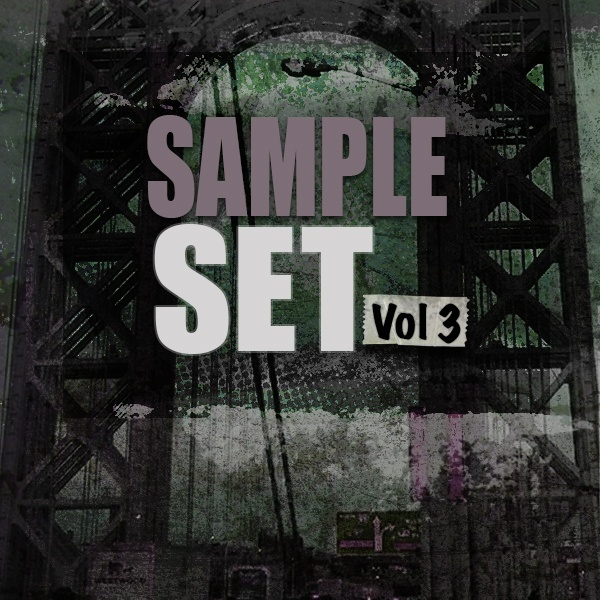 MPC WAV Sample Set v3