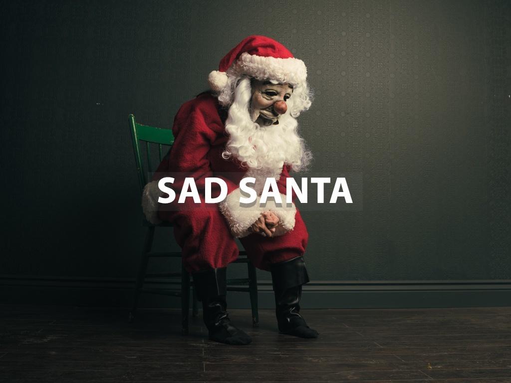 """Sad Santa"" - Lightroom Preset"
