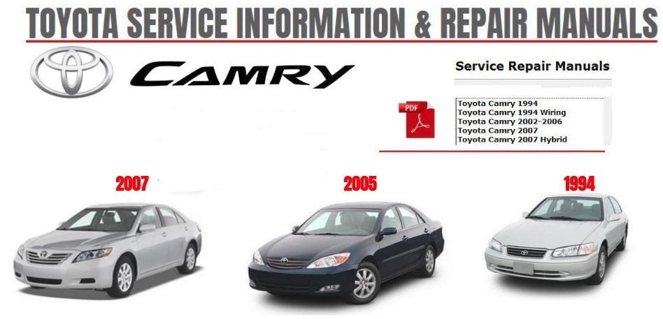 2006 toyota camry owners manual pdf 28 images toyota. Black Bedroom Furniture Sets. Home Design Ideas