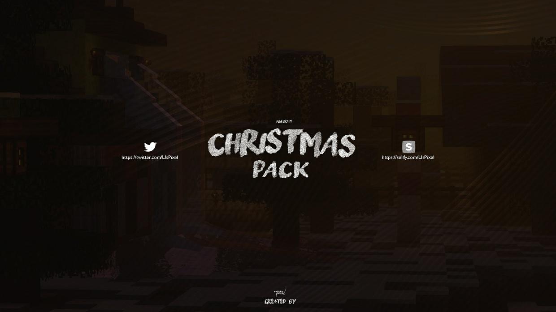 Christmas Pack V.1 » Model Pack